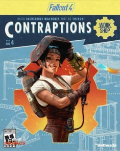إضافة Fallout 4 Contraptions Workshop بكراك CODEX