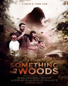 فيلم Something in the Woods 2015 مترجم