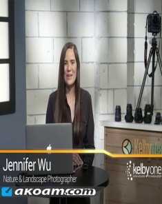 كورس KelbyOne - Photographing the Moon Stars and Milky Way with Jennifer Wu