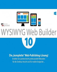 برنامج WYSIWYG Web Builder v11.2.1 Full