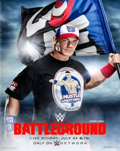 مهرجان WWE Battleground 2016