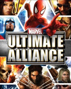 لعبة Marvel Ultimate Alliance بكراك CODEX