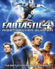 فيلم Fantastic 4: Rise of the Silver Surfer 2007 مترجم