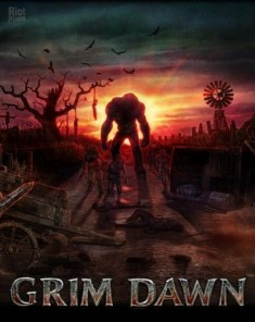 لعبة Grim Dawn Crucible بكراك CODEX