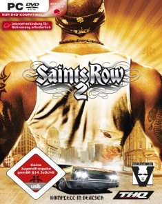 لعبة Saints Row 2 ريباك فريق BlackBox