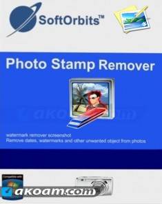 برنامج SoftOrbits Photo Stamp Remover v8.3 Full