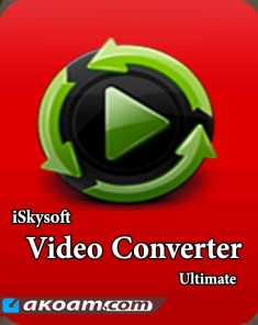 برنامج iSkysoft Video Converter Ultimate 5.6.0.0 Multilingual