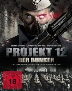 فيلم Project 12 The Bunker 2016 مترجم