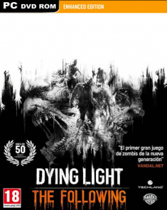 لعبة Dying Light The Following Enhanced Edition ريباك فريق MAXAGENT