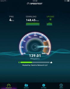 برنامج SpeedTest.net Premium v3.2.22