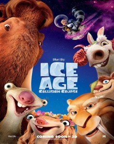 فيلم Ice Age: Collision Course 2016 مترجم