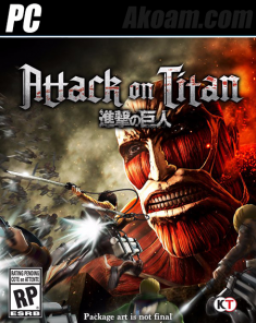 لعبة Attack on Titan Wings of Freedom بكراك CODEX