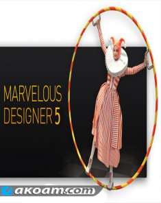 برنامج Marvelous Designer 5.5 Enterprise v2.4.58.18912 Full