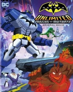 فيلم Batman Unlimited: Mech vs. Mutants 2016 مترجم