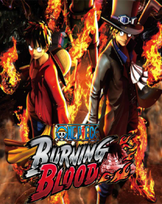 لعبة One Piece Burning Blood بكراك CODEX