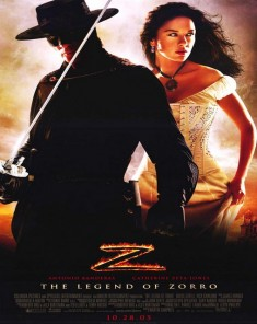 فيلم The Legend of Zorro 2005 مترجم