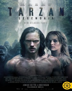 فيلم The Legend of Tarzan 2016 مترجم