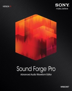 برنامج MAGIX Sound Forge Pro 11.0 build 341