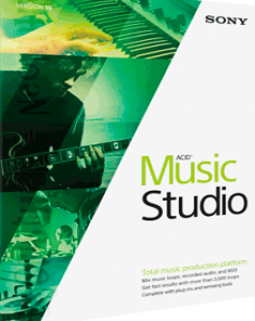 برنامج MAGIX ACID Music Studio v10 Build 134