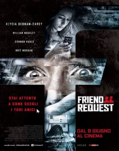 فيلم Friend Request 2016 مترجم