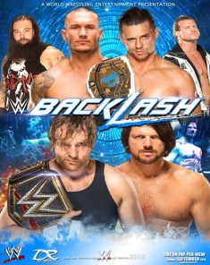 مهرجان WWE Backlash 2016