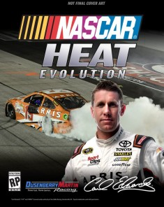 لعبة NASCAR Heat Evolution بكراك CODEX