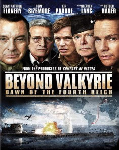 فيلم Beyond Valkyrie: Dawn of the 4th Reich 2016 مترجم