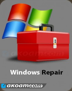 برنامج اصلاح النظام Windows Repair (All In One) Pro v3.9.11 Final