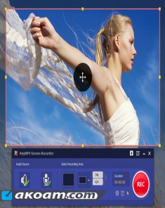 برنامج AnyMP4 Screen Recorder v1.1.18 Full