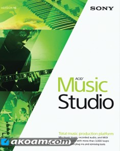 برنامج MAGIX ACID Music Studio 10.0 Build 152 Multilingual
