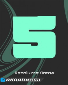 برنامج Resolume Arena 5.1.1 Multilingual