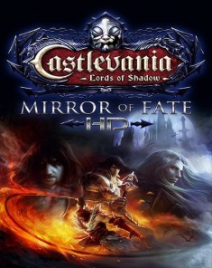 لعبة Castlevania Lords of Shadow Mirror of Fate HD ريباك فريق R.G.Mechanics