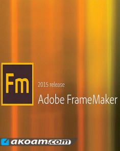 برنامج Adobe FrameMaker 2015 v13.0.5
