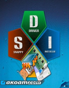اسطوانة التعريفات Snappy Driver Installer R496 Driver Packs 16096