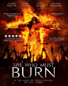 فيلم She Who Must Burn 2015 مترجم