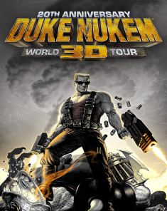 لعبة Duke Nukem 3D 20th Anniversary World Tour بكراك PLAZA