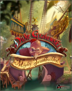 لعبة Duke Grabowski Mighty Swashbuckler ريباك فريق FitGirl