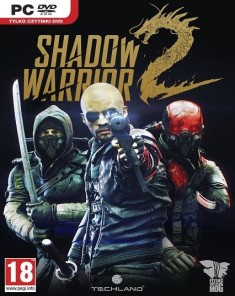 لعبة Shadow Warrior 2 بكراك CODEX