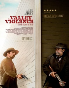 فيلم In a Valley of Violence 2016 مترجم