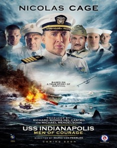 فيلم USS Indianapolis Men of Courage 2016 مترجم