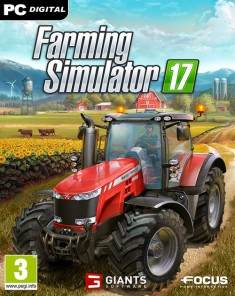 لعبة Farming Simulator 17 بكراك RELOADED