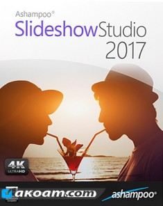 برنامج Ashampoo Slideshow Studio 2017 v1.0.1.3