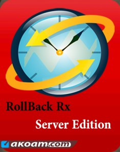 برنامج RollBack Rx Server Edition 2.1 Build 2701680652 Multilingual