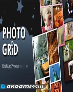 برنامج Photo Grid Photo Collage Maker v5.29 build 293 Premium