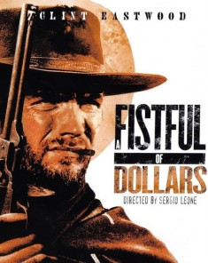 فيلم A Fistful Of Dollars 1964 مترجم