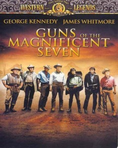 فيلم Guns of the Magnificent Seven 1969 مترجم