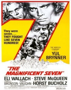 فيلم The Magnificent Seven 1960 مترجم