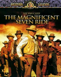 فيلم The Magnificent Seven Ride! 1972 مترجم
