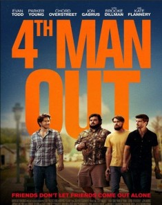 فيلم Fourth Man Out 2015 مترجم