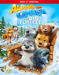 فيلم Alpha and Omega: The Big Fureeze 2016 مترجم